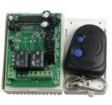 Wireless Relay Switch Control Board