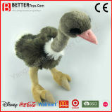 Realistic Plush Toy Stuffed Animal Ostrich