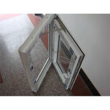 One Pane PVC Casement Window