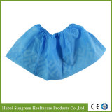 Machine Made Antiskid Disposable Non-Woven Shoe Cover