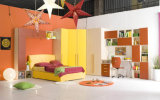 Kids Bedroom Furniture-Roma (E02-Y2)