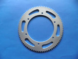 Best Quality CNC Aluminium Kart Sprocket 91 Tooth #219