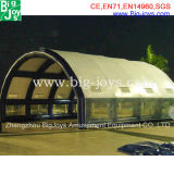 Inflatable Baseball Cage, Inflatable Paintball Arena Tent (BJ-TT33)