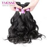 Wholesale Virgin Peruvian Human Hair Weft