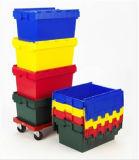 Virgin Nesting Crates, Storage Plastic Container (PK64315)