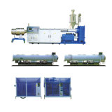 Water and Gas Supply Pipe Extrusion Line