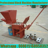Qmr2-40 Small Scale Clay Brick Making Machine