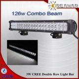17inch 108W Dual Row LED Light Bar