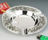 Silver Plated Ash Tray (YF15421AM)