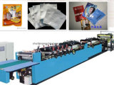 High-Speed Middle Sealing Pouch Making Machine (SF-B 400)