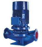 Single Stage Single Suction Centrifugal Inline Pump (ISG)