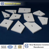 Wear Resistant Alumina Ceramic Lining Tiles as Abrasion Resistant Materials
