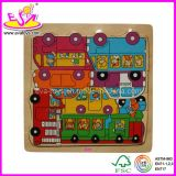 2015 Hot Sale Wooden Children Puzzle Game (WJ278165)