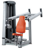 CE Certificated Pin Loaded Fitness Equipment, Shoulder Press (SL07)