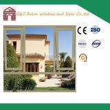 European Style Aluminium Casement Door with Good Quality and Low Price