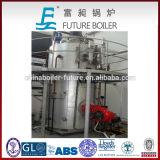 Lsk Vertical Ship Steam Boiler