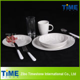 Porcelain Pure White Promotional Dinnerware