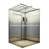 Passenger Elevator with Hairline Stainless Steel (KJX-01)