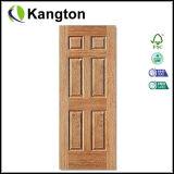 Modern Wood Veneer HDF Door (HDF door)