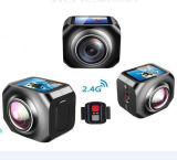 2016 Newest 4k Video WiFi Action Camera 220 Ultra-Wide Lens Outdoor Sport Camera