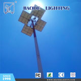Coc Auto Lifting and Lowering 20m Solar LED High Mast Lighting (BDGGD1)