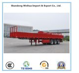 Bulk Cargo Truck Semi Trailer From China Factory