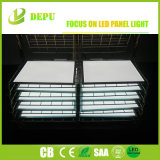 Flat Panel 100lm/W with Silver and White Frame 50W 60W 2X4 Ce TUV Dlc LED Ceiling Panel Light