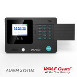 Wolf Guard PSTN Color Screen Audio Alarm Wireless Home Business Security Alarm (YL-007TF)