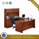 L-Shape Office Furniture Wooden Office Table (desk) (NS-NW003)