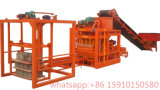 Qtj4-26c Automatic Cement Hollow / Solid / Pavers Block Making Machine