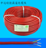 Silicone Rubber Insualted Stranded RoHS Wire Cable