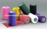 Medical Supply Cohesive Cotton Bandage