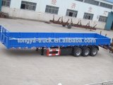 3 Axles Fence-Like Steel Side Walls Semi Traile