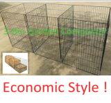 3-Bin Wire Garden Compost Bin