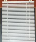 White 50mm PVC Venetian Blinds with Flat Slats for Window