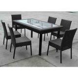 Cafe & Restaurant Rattan Furniture (DS-06016)