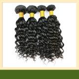 Deep Curly Human Hair Extensions Virgin Remy Human Hair