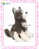 Wild Barking Wolf Stuffed Toy