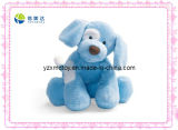 New Design Blue Dog Custom Plush Toy