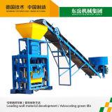 Qt40-1 Double Column, Double Press Concrete Block Machine