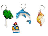 Multi-Shaped Acrylic Keychain for Promotional Gift