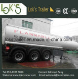 3 Axles Petrol Tanker Semi Trailer