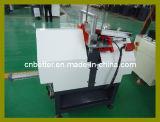 China Wndow Door Making Machinery / UPVC Profile V Notch Saw Machine (SVJ-65)