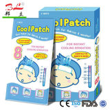 Ice Cooling Gel Patch for Fever Reducing Baby Fever Patch