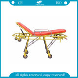 CE Approved High Quality Ambulance Transport Stretcher (AG-4D)