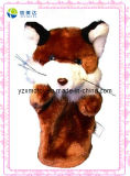 Custom Plush Animals Fox Puppet (XDT-0134)