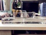 Vetropieno Rectangular Crystal Glass Block Brick Solid