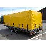 18oz Heavy Duty Waterproof PVC Coated Tarpaulin Trailer Truck Cover
