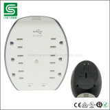 ETL American Socket Outlet Receptacle with USB and Surge Protection
