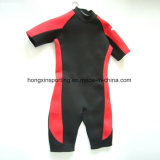 Short Sleeves and Pants Surfing Wetsuit (HX15S49)